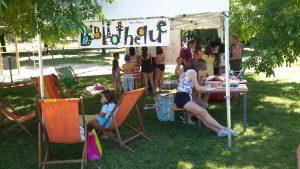 Bibliothèque la Summer Party