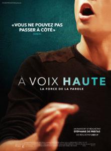 Projection du film A Voix haute, la force de la parole la Médiathèque de Bourges dans le cadre du Mois du film documentaire