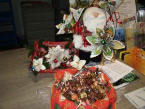 Fleurs de Noël grâce au désherbage !!!