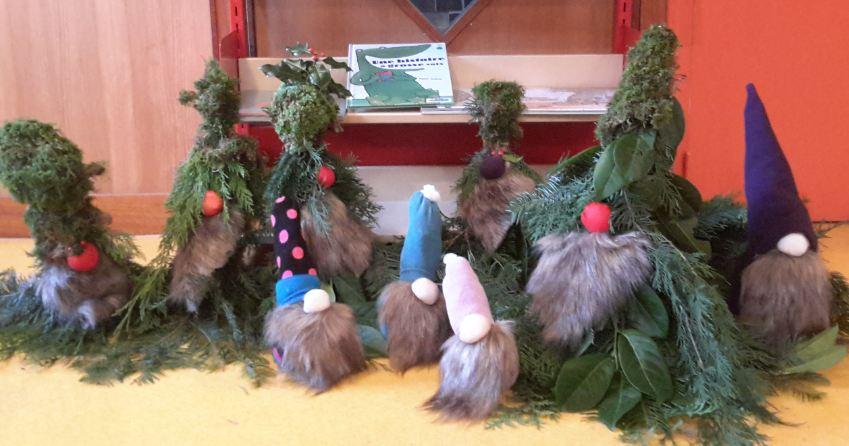 Gnomes des forêts de Saint-Palais