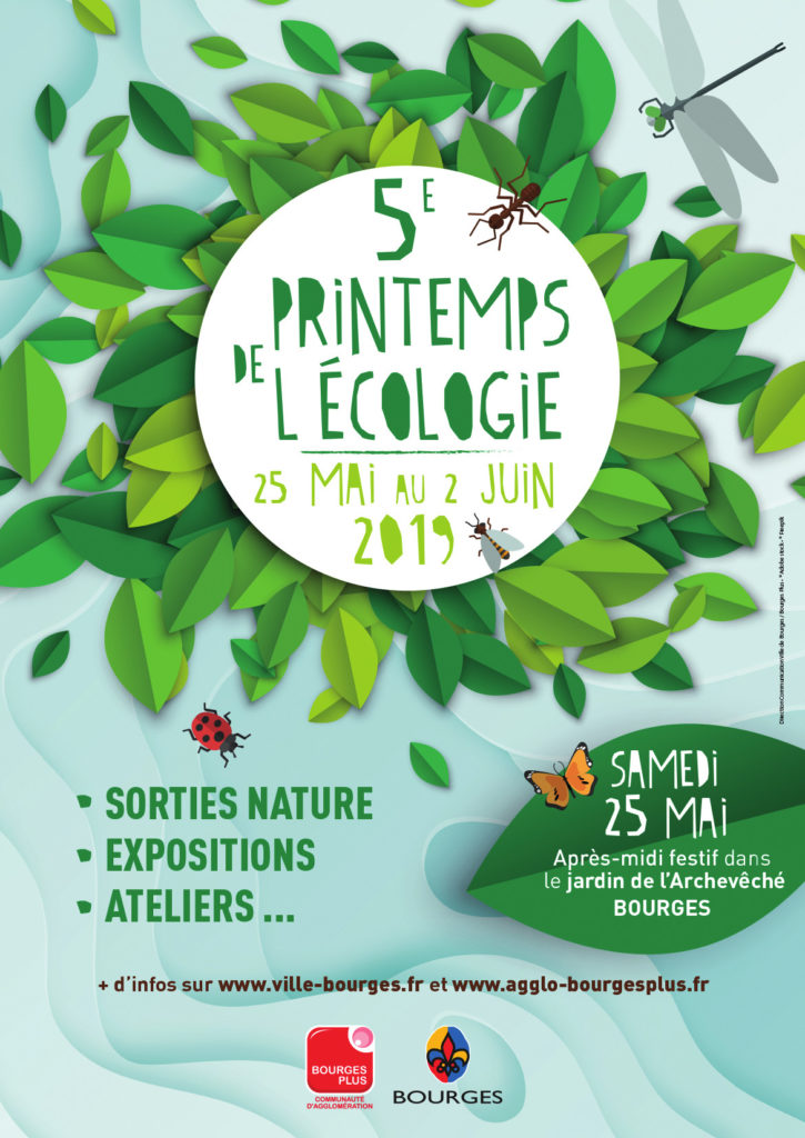 Printemps de l'écologie: atelier la médiathèque de Saint-Doulchard