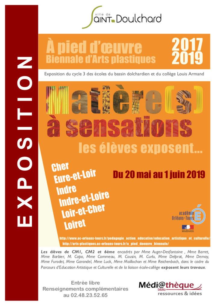Exposition la Médiathèque de Saint-Doulchard