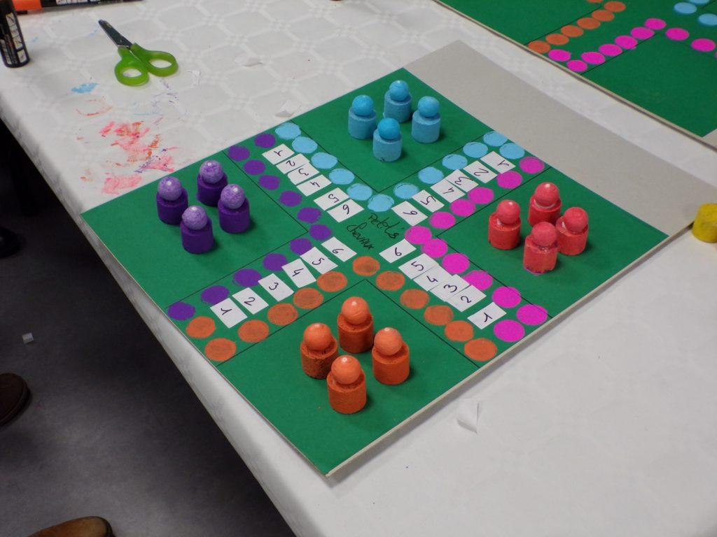«A vos jeux, prêts, créez !» la médiathèque de Saint-Doulchard !